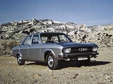 Фото Audi 100 1975