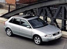 Фото Audi A3 2003
