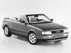 Фото Audi Cabriolet 1991
