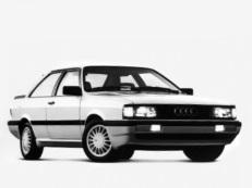 Фото Audi Coupe 1986