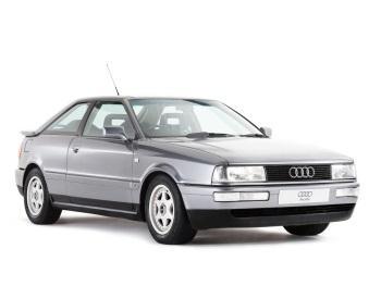 Фото Audi Coupe 1994