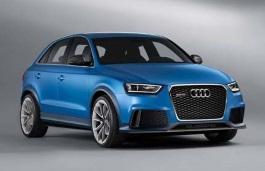 Фото Audi RS Q3 2013