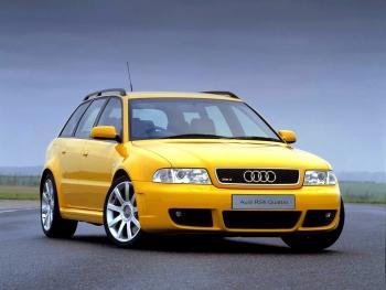 Фото Audi RS4 2000