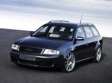 Фото Audi RS6 2004