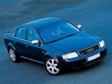 Фото Audi S6 1999