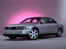Фото Audi S8 2002