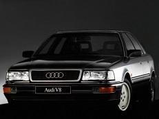 Фото Audi V8 1988
