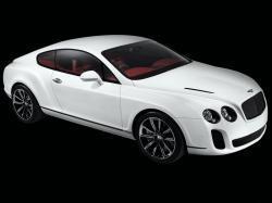 Фото Bentley Continental GT 2009