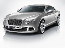 Фото Bentley Continental GT 2011