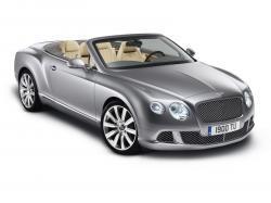 Фото Bentley Continental GTC 2012