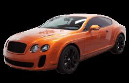 Фото Bentley Continental Supersports 2009