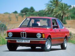 Фото BMW 3 Series 1981