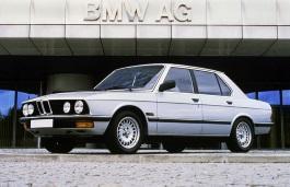 Фото BMW 5 Series 1988