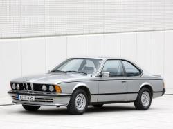 Фото BMW 6 Series 1989