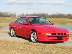 Фото BMW 8 Series 1990