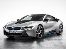 Фото BMW i8 2013