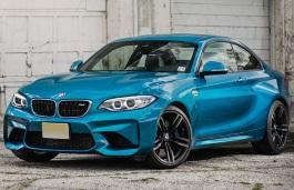 Фото BMW M2 2015