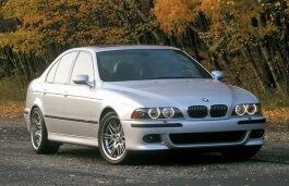 Фото BMW M5 2003