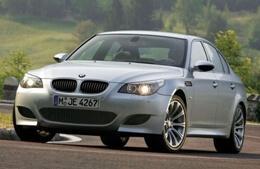 Фото BMW M5 2007