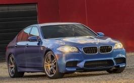 Фото BMW M5 2017