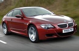 Фото BMW M6 2005
