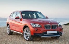 Фото BMW X1 2012