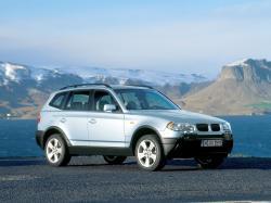 Фото BMW X3 2010