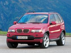 Фото BMW X5 2003