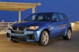 Фото BMW X5 M 2012