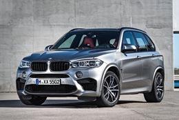 Фото BMW X5 M 2017