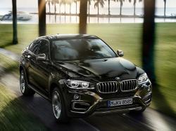 Фото BMW X6 2018