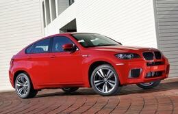 Фото BMW X6 M 2009