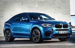Фото BMW X6 M 2018