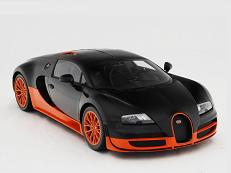 Фото Bugatti EB16.4 Veyron 2008