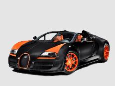 Фото Bugatti Veyron 2015
