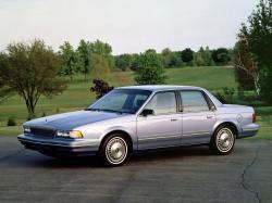 Фото Buick Century 1987