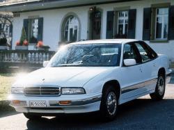 Фото Buick Regal 1990