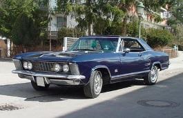 Фото Buick Riviera 1963