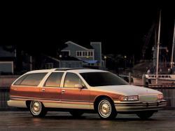 Фото Buick Roadmaster 1991
