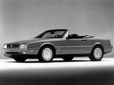 Фото Cadillac Allante 1987