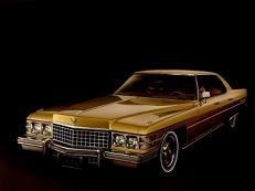 Фото Cadillac DeVille 1971