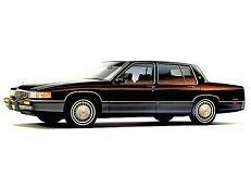 Фото Cadillac DeVille 1986
