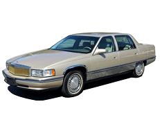 Фото Cadillac DeVille 1995