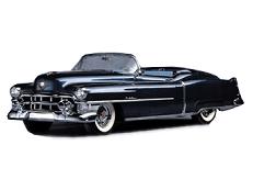 Фото Cadillac Eldorado 1953