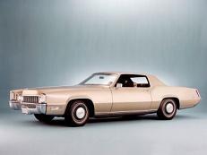 Фото Cadillac Eldorado 1967