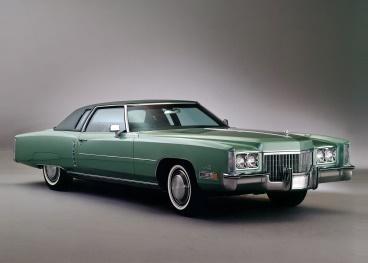 Фото Cadillac Eldorado 1977