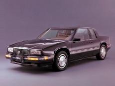 Фото Cadillac Eldorado 1991