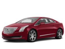 Фото Cadillac ELR 2014