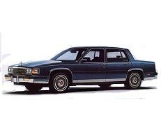 Фото Cadillac Fleetwood 1992