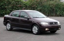 Фото Chevrolet Astra 2002